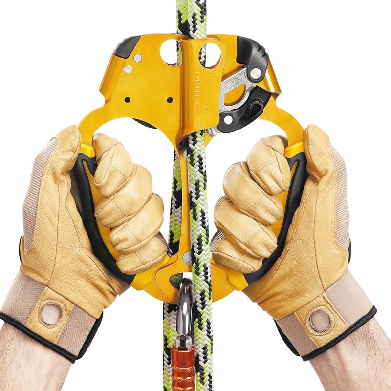 法国petzl ascentree b19 高空树木修剪手式上升器绳索攀升抓绳器